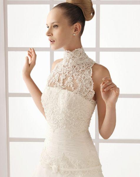 el escote de los vestidos de novia | vestidosdenovia