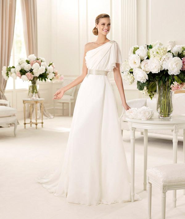 Resultado de imagen para vestidos de novia discretos