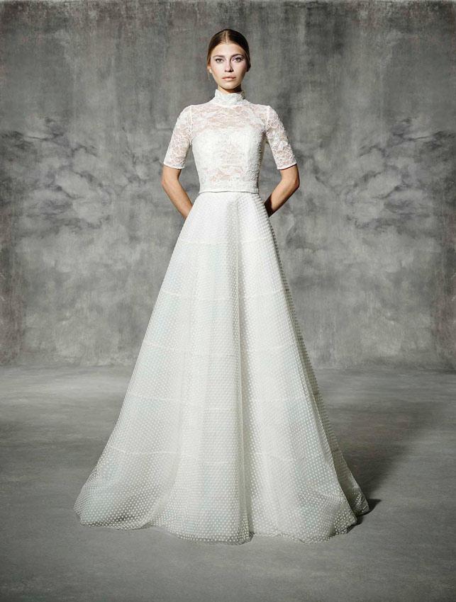 el escote de los vestidos de novia   vestidosdenovia