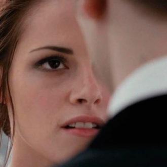 maquillaje de Bella Swan en primer plano
