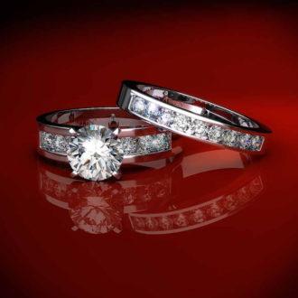 diferentes propuestas de alianzas de boda