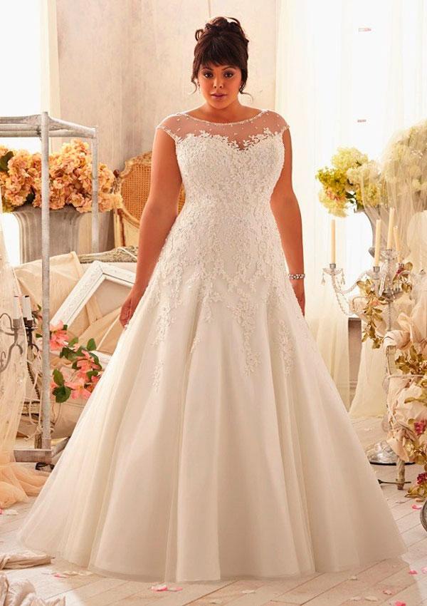 vestidos de novia para rellenitas | vestidosdenovia