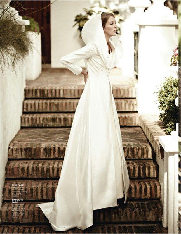 capa para vestido de novia