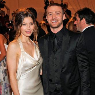foto de pareja de Jessica Biel y Justin Timberlake