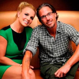 foto de pareja de Britney Spears y Jason Trawick