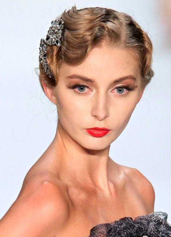 pelo corto para la boda | vestidosdenovia