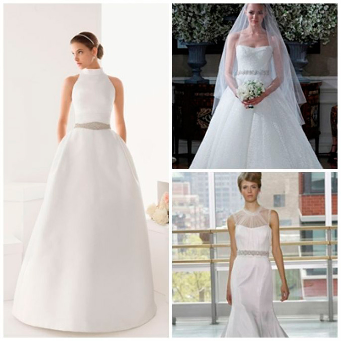 vestidos de novia con pedrería   vestidosdenovia