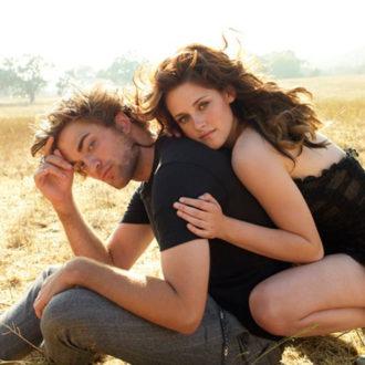 foto de pareja de Robert Pattinson y Kristen Stewart