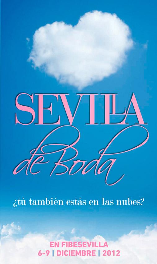cartel promocional de la XVI edición de Sevilla de Boda