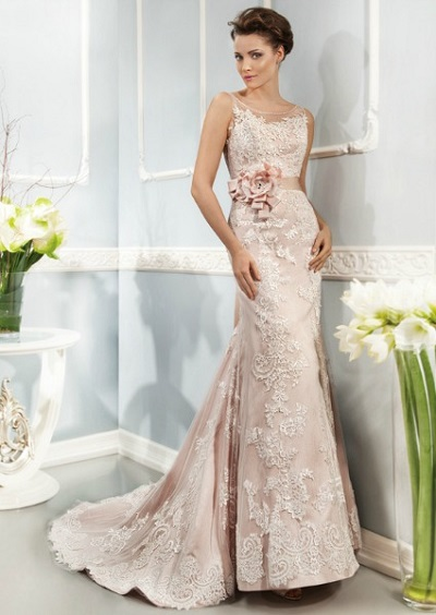 color para los vestidos de novia de 2014 | vestidosdenovia
