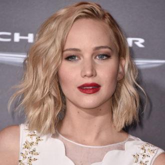 Jennifer Lawrence con melena midi