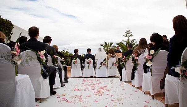 Protocolo boda