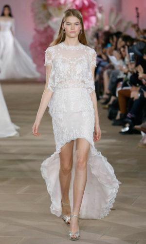 novia con vestido inspirado en Coachella de Inés DiSanto