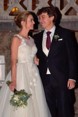 Marta Hazas y Javier Veiga, recién casados